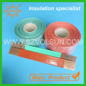 Medium Voltage White Energy Termination Insulation Heat Shrink Busbar Sleeve