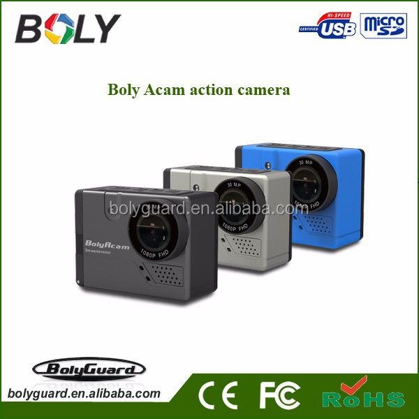 2016 new product 30MP 1080P auto focus sports video cameras