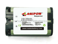 Replacement Cordless Phone Battery AAA Ni-MH Battery Pack 3.6v 700mAh