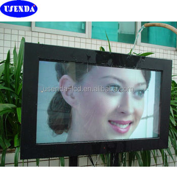 42 55 65 70 Inch Wall Mount Waterproof Outdoor Advertising Led Tv