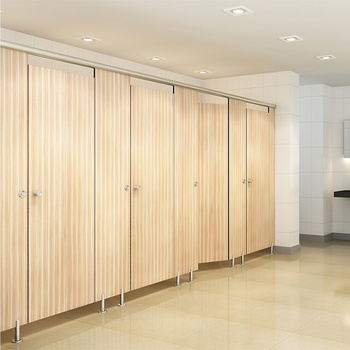 Aogao 48 Series Compact Hpl Solid Phenolic Toilet Partitions Buy Beauteous Phenolic Bathroom Partitions Decor