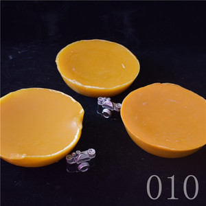100%natural refined organic beeswax