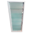 New Product Foshan Customizable Glass Louvered Windows