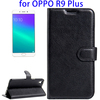 Leather Flip Case Cover for OPPO R9 Plus Phone Case, Mobile Phone Cover For OPPO R9 Plus Covers
