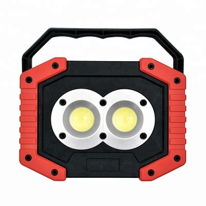 Hot Sell High Power 10W COB LED car repair 800lumen battery operated led light cob