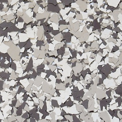 Acrylic Color Chips For Interior Epoxy Flake Floor Paint