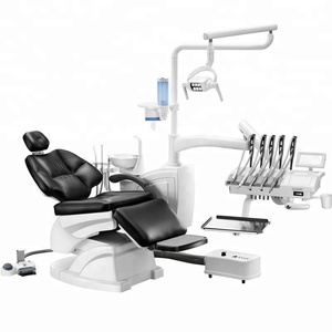 Dental clinic folding type dental chair for medical use dental unit
