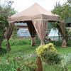 2015 new products outdoor garden gazebo