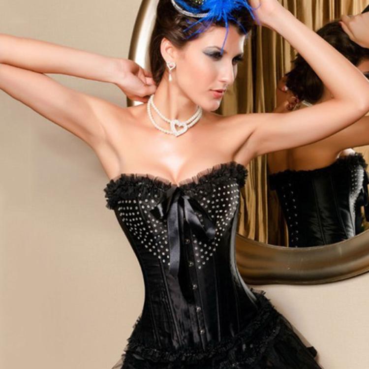 Wholesale women sexy girdle sexy slimming corset waist trainer