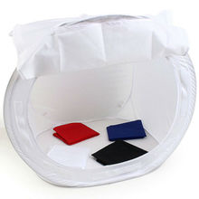 40 *40* 40 cm Photo Soft Box Photography Light Tent Cube Softbox for Camera Studio Props with 4 Backdrops