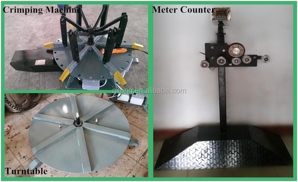wire rope press machine for sale