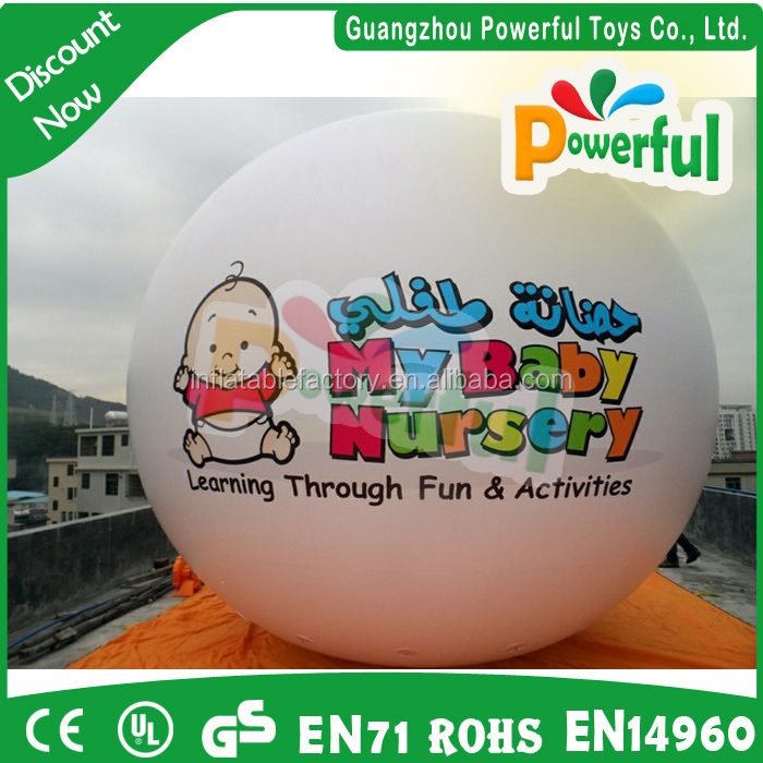 china wholesale Hot inflatable Air Balloons Festival promotion