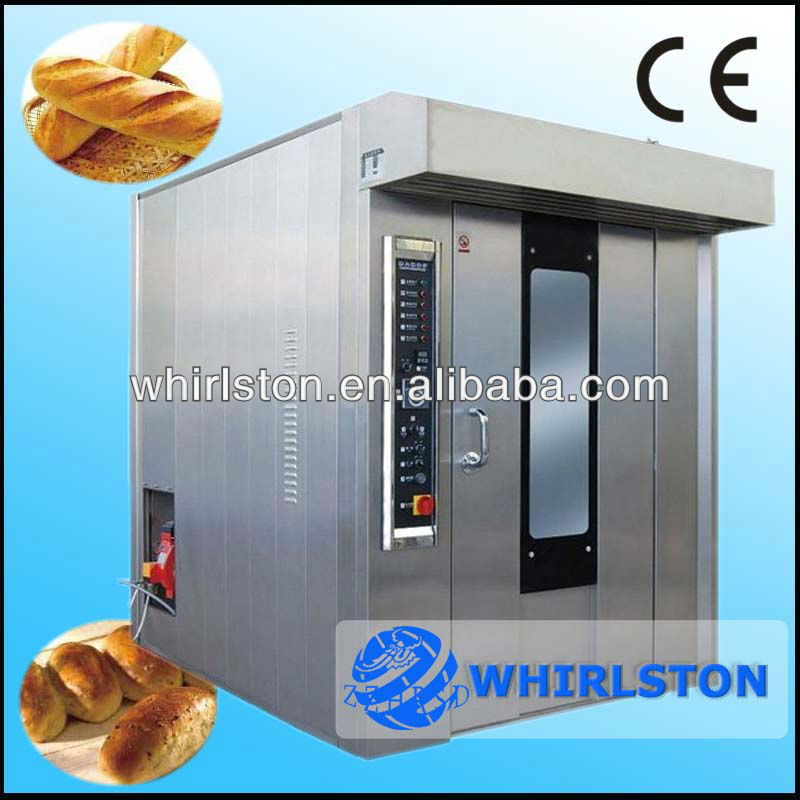 Food machine rotary oven bread maker
