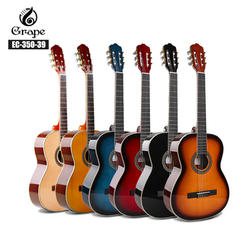 Cutaway best classical OEM guitar classic guitar brand with guitar
