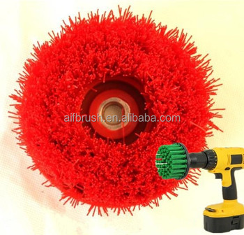 China Supplier Sofa/floor Cleaning Brush For Drill Power Tool ...