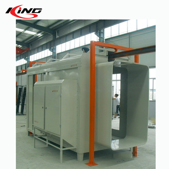 PCB-PCL powder coating line