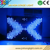 Led video stage backdrop stage backdrop design/led video curtain