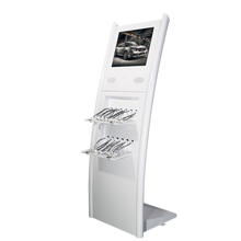 "17"" Android Smartphone Charging Station Kiosk Commercial"
