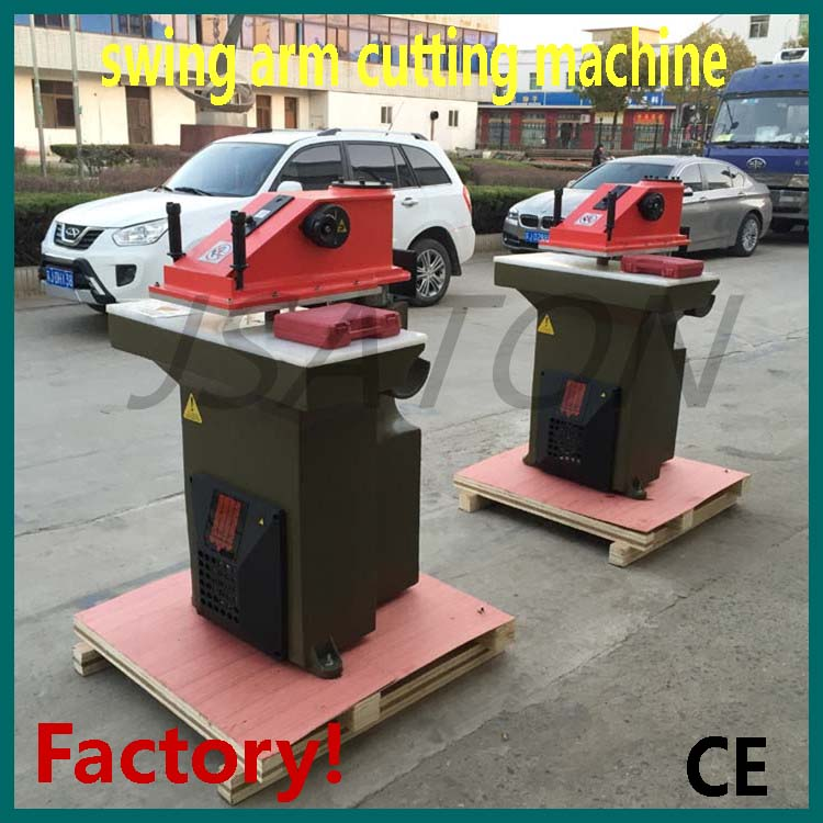 hydraulic swing arm clicking presses machine buy shoe machines from china