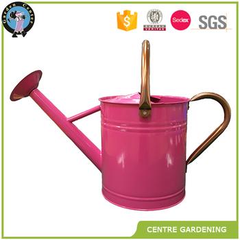 Metal Kids Mini Garden Watering Can