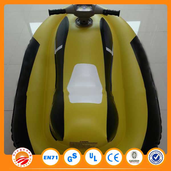 Children used electric jet ski inflatable banana boat