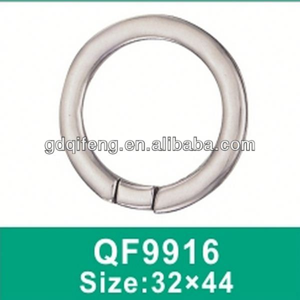 large metal rings flat o-ring o bag