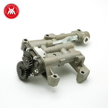 Weltake WMM brand Factory Price Mini Massey Ferguson Oil Pump For Mf Tractor