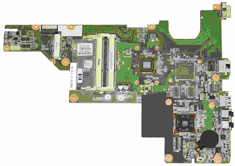 HP Pavilion 2000 AMD Motherboard 647320-001