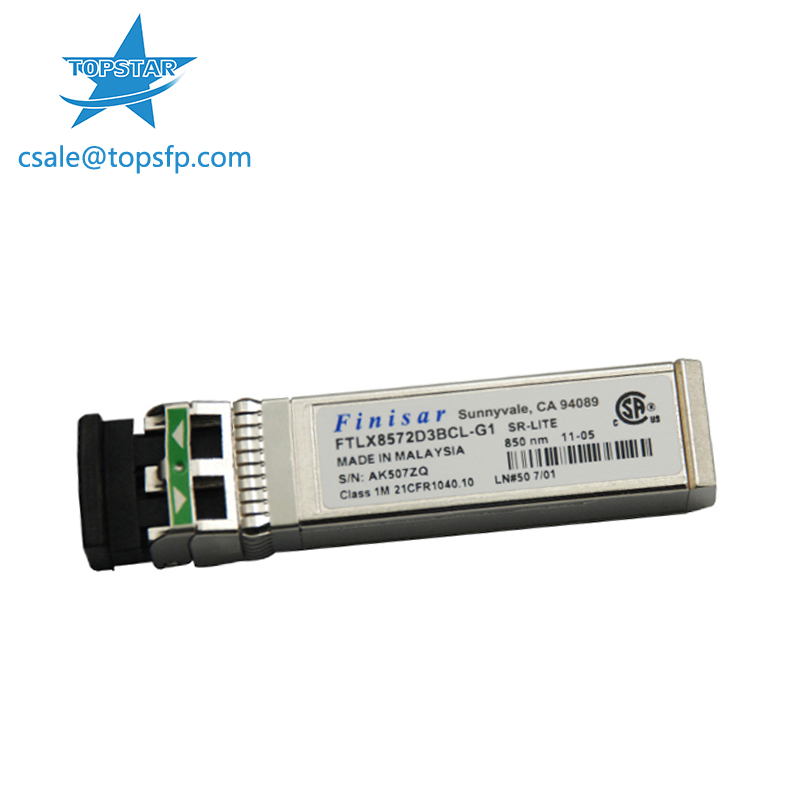 VDSL2 SFP optical fiber module 10gb 850nm SFP+ compatible Huawei,Alcatel,Fujitsu,Juniper,Adtran,Allied Telesis switch router