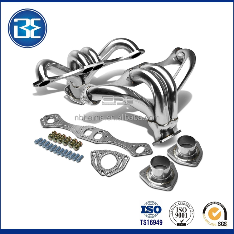 5.7L Engine Aluminum Gasket for Header Exhaust Manifold For Chevy GMC Pickup 5.0L