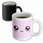 Mug For Sublimation Printing Sublimation Color Changing Mug Magic Smiley Face Mug For Sublimation Printing