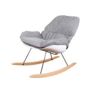 comfortable bedroom modern sofa chair rocking chair