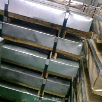 china supplier cold rolled mild steel 22 gauge galvanized sheet metal 4x8