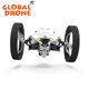 2018global dron PEG-88 Colorful Jumping Race MIni Smart technology Bounce Car with 0.3MP Wifi Camera RC Robot Car toys for kids