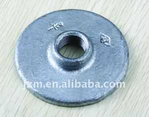 galvanized malleable iron blind pipe expansion joints flange