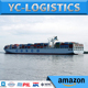 taobao agent sea shipping container transport china to europe door to door delivery service