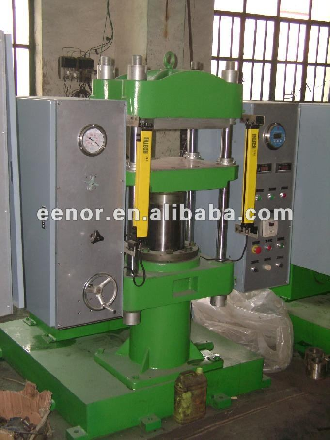 Four Column Type Safety Grating Hot Press