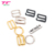 Bra Lingerie Underwear Accessories Adjustable Metal Bra Rings Sliders And Hooks