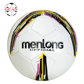 3c7e876878 China factory directly wholesale foam leather soccer ball latex bladder