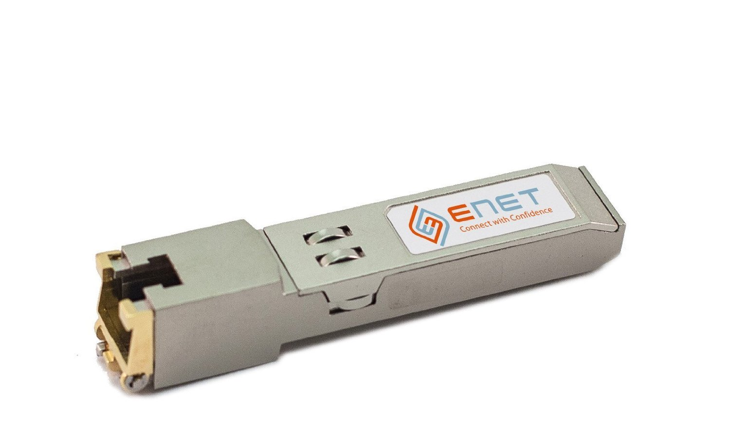 ENET Components | J8177C-ENC | 1000BASE-T SFP RJ45 100m OEM Compatible Transceiver, Lifetime Warranty Included