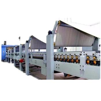 Corrugating Machine Double Facer/corrugated Cardboard Making Machine/sheet  Cutter - Buy Electric Mill Roll Stand,Corrugated Roof Sheet Making