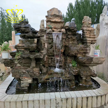 Stone Garden products ornaments marble waterfall rockery water fountain