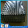 0.17 mm thick Aluminum and zinc corrugated roofing sheet