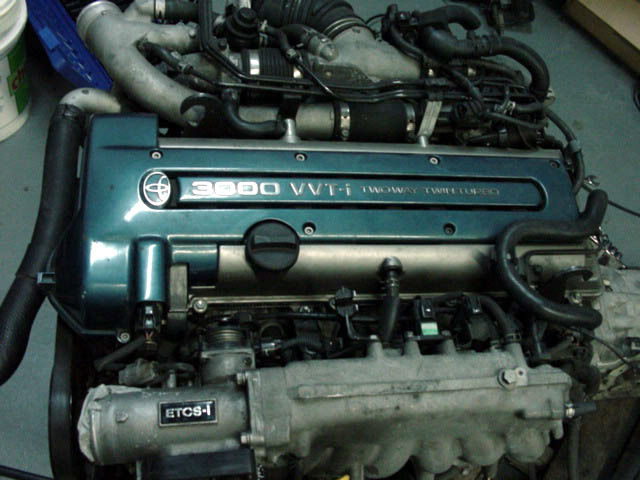 Jdm Used High Quality 2jz-gte Vvti Turbo For Toyota Jzx81 Jzx90 Jzx100 -  Buy Jdm Used Engine,Used Half Cut,Used Front Clip Product on Alibaba com