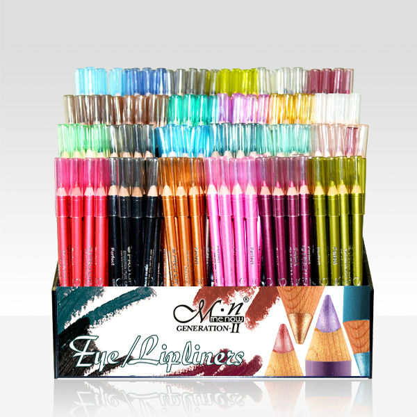 Menow S13001 Make up pencils of 24 dozen pencils of display stand