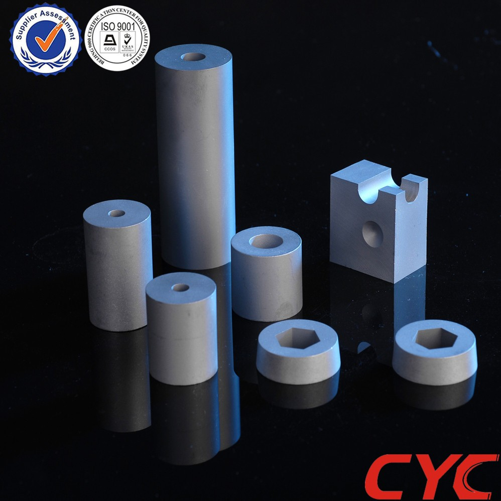 High quality tungsten carbide thread die,cemented carbide die