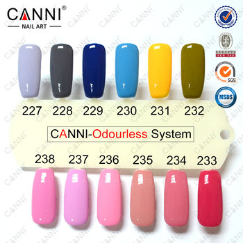 30917j Wholesale High Quality Canni 238 Colors Uv Neon Color Nail ...