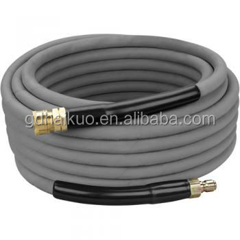 100FT 3000 PSI High Pressure Washer Hose Replacement Hose 3//8 Quick Connect
