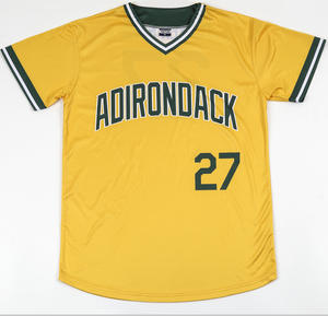 cheap blank custom sublimation embroidered pinstripe baseball jersey wholesale