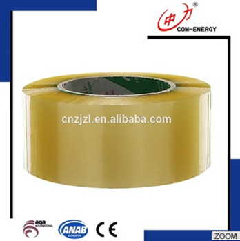 RESOUR High Quality Clear Bopp Self Adhesive Tape, Bopp Packing Tape